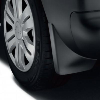 Set of rear mud flaps Peugeot Partner (Tepee) B9, Citroën Berlingo (Multispace) B9