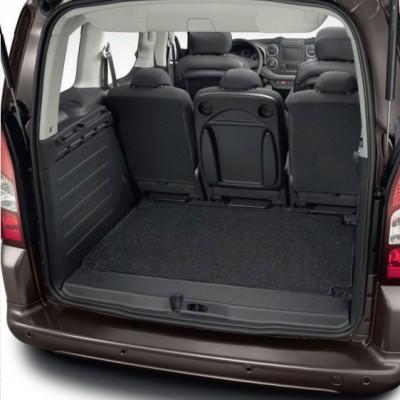 Kofferraummatte Peugeot Partner Tepee (B9)
