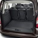 Koberec gumový do zavazadlového prostoru Peugeot Partner Tepee (B9), Citroën Berlingo Multispace (B9)