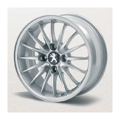 "Alloy wheel Peugeot JET 15"" - 308, PARTNER TEPEE"