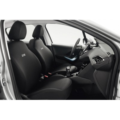 """Set of covers """"ESSENTIAL"""" Peugeot 208"""