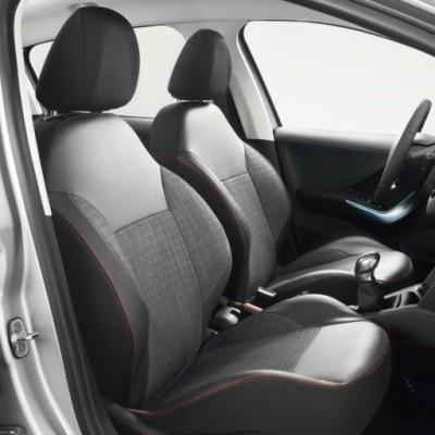 "Juego de fundas ""ROMA"" Peugeot 208"