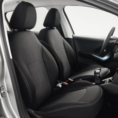 """Juego de fundas """"SIENA"""" Peugeot 208"""
