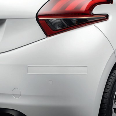Satz Schutzleisten für Stoßfänger vorne und hinten Peugeot, Citroën