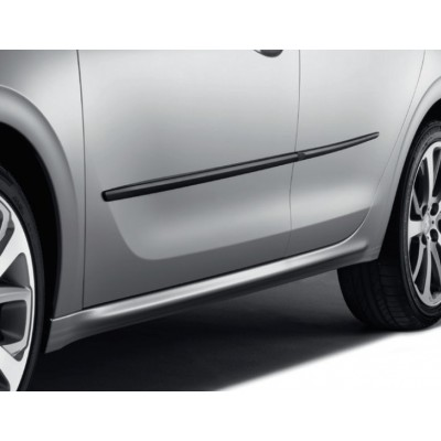 Bočné ochranné lišty Peugeot - 108, 208, 2008