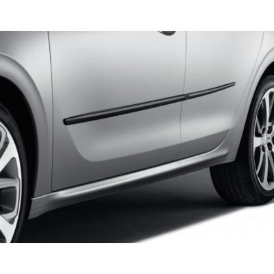 Ochranné lišty boční Peugeot - 108, 208, 2008, 301