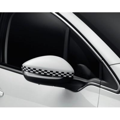 Sada krytov vonkajších spätných zrkadiel LINIE S Peugeot 208