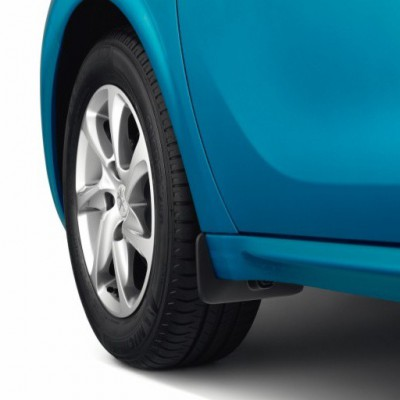 Set of front mudflaps Peugeot 208