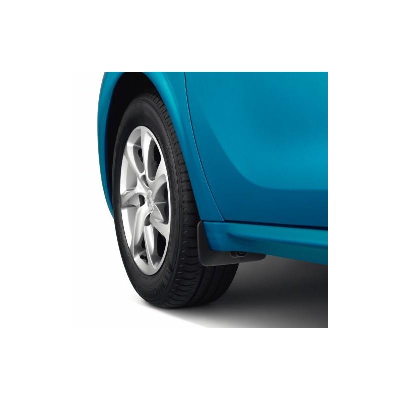 Juego de faldillas delanteras Peugeot 208
