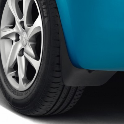 Set of rear mud flaps Peugeot 208