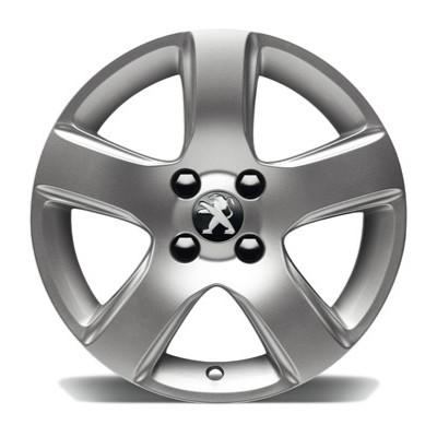 """Hliníkové kolo Peugeot ISARA 16"""" - 308, 3008"""
