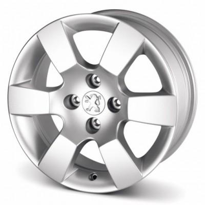 "Satz mit 4 Leichtmetallfelgen wheels Peugeot ERIS 16"" - 5008"