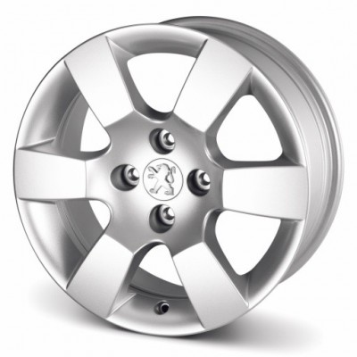 "Set of 4 alloy wheels Peugeot ERIS 16"" - 5008"