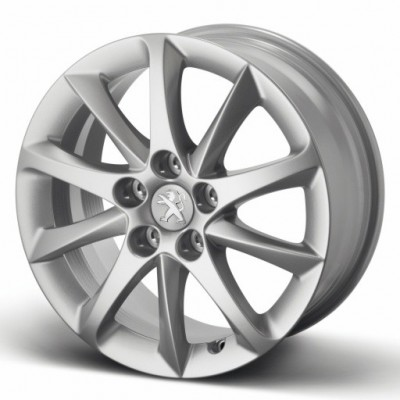 "Set of 4 alloy wheels STYLE 01 16"" Peugeot - 508"
