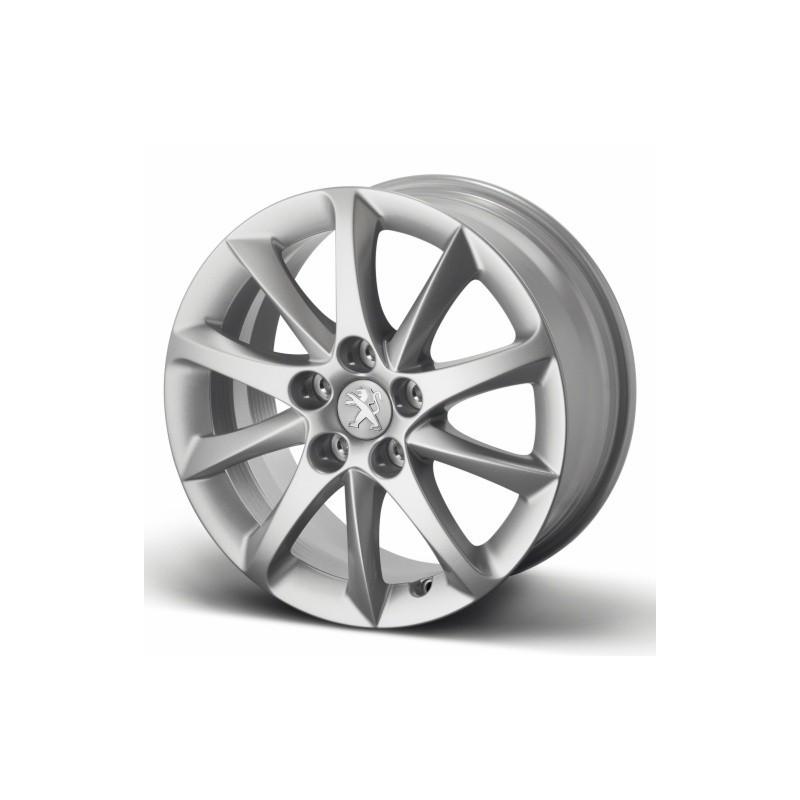 "Satz mit 4 Leichtmetallfelgen STYLE 01 16"" Peugeot - 508"