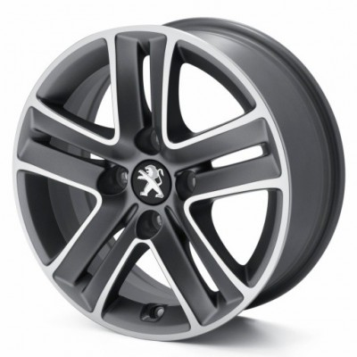 "Alloy wheel Peugeot ARGON 15"" - 208"