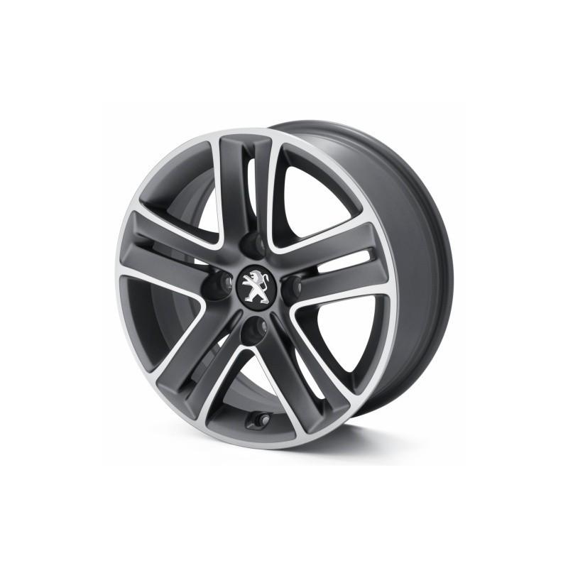 "Alloy wheel Peugeot ARGON 15"" - 208"