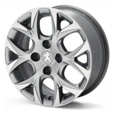 "Alloy wheels Peugeot NEON 15"" - 208"
