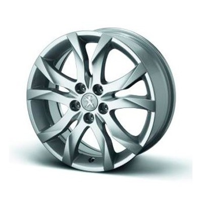 "Set of 4 alloy wheels Peugeot STYLE 05 17"" - 508"