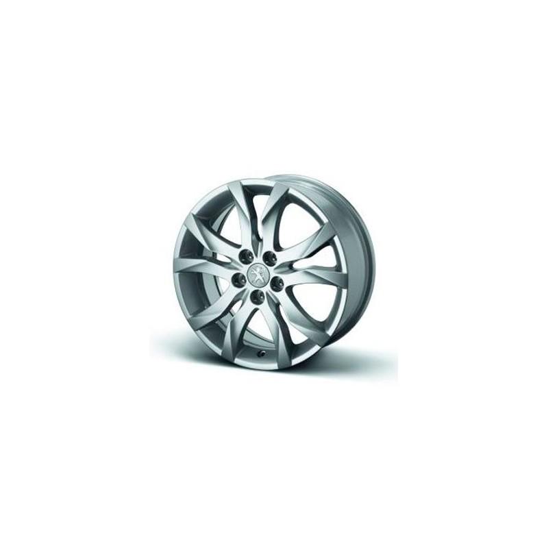 "Satz mit 4 Leichtmetallfelgen Peugeot STYLE 05 17"" - 508"