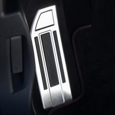 Aluminium footrest Peugeot - New 308 (T9)