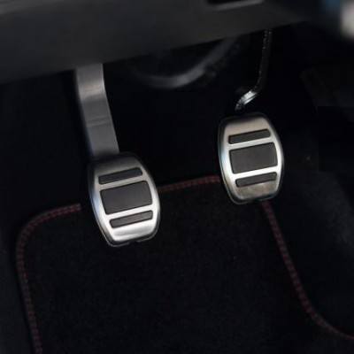 Aluminium pad for brake or clutch pedals Peugeot - New 308 (T9), New 3008 (P84)