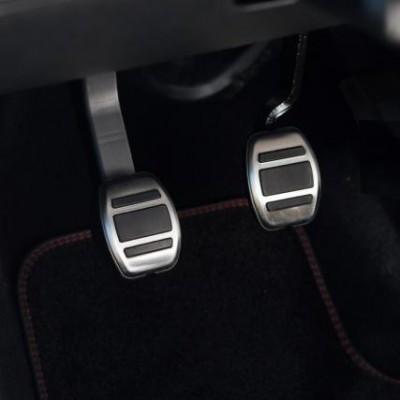 Pattino alluminio per pedali del freno or della frizione Peugeot - Nuova 308 (T9), Nuova 3008 (P84)