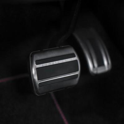 Aluminiumplatte für Bremspedal Peugeot - Neu 308 (T9), Neu 3008 (P84)