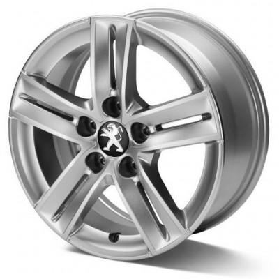 Alloy wheel Peugeot AGATE 15 - 308 (T9), 308 SW (T9)