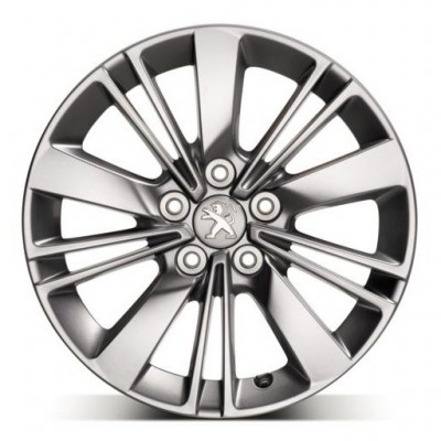 "Alloy wheel Peugeot COUTANCES 16"" - 308 (T9), 308 SW (T9), 508"