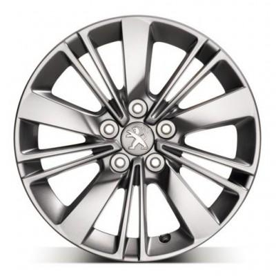 """Hliníkové kolo Peugeot COUTANCES 16"""" - 308 (T9), 308 SW (T9), 508"""
