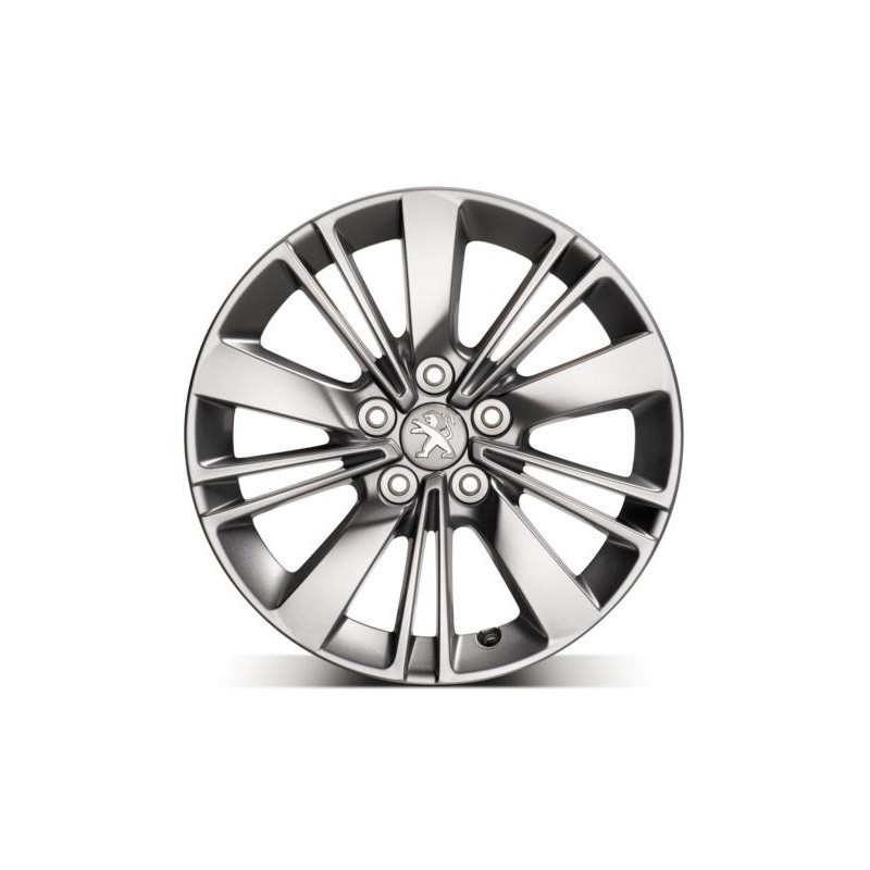 "Alloy wheel Peugeot COUTANCES 16"" - New 308 (T9)"