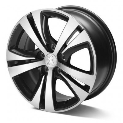 "Alloy wheel Peugeot GRENAT 16"" - 308 (T9)"