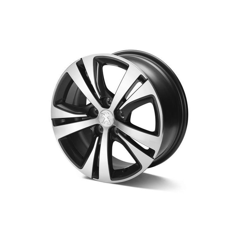 "Leichtmetallfelge Peugeot GRENAT 16"" - Neu 308 (T9)"