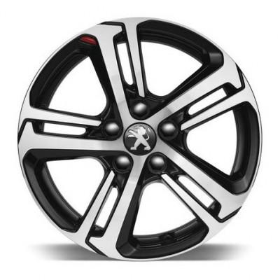 """Cerchio in lega Peugeot LIGNE S 16"""" - 308 (T9), 308 SW (T9)"""