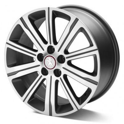 """Hliníkové kolo Peugeot EMERAUDE 17"""" - 308 (T9), 308 SW (T9)"""