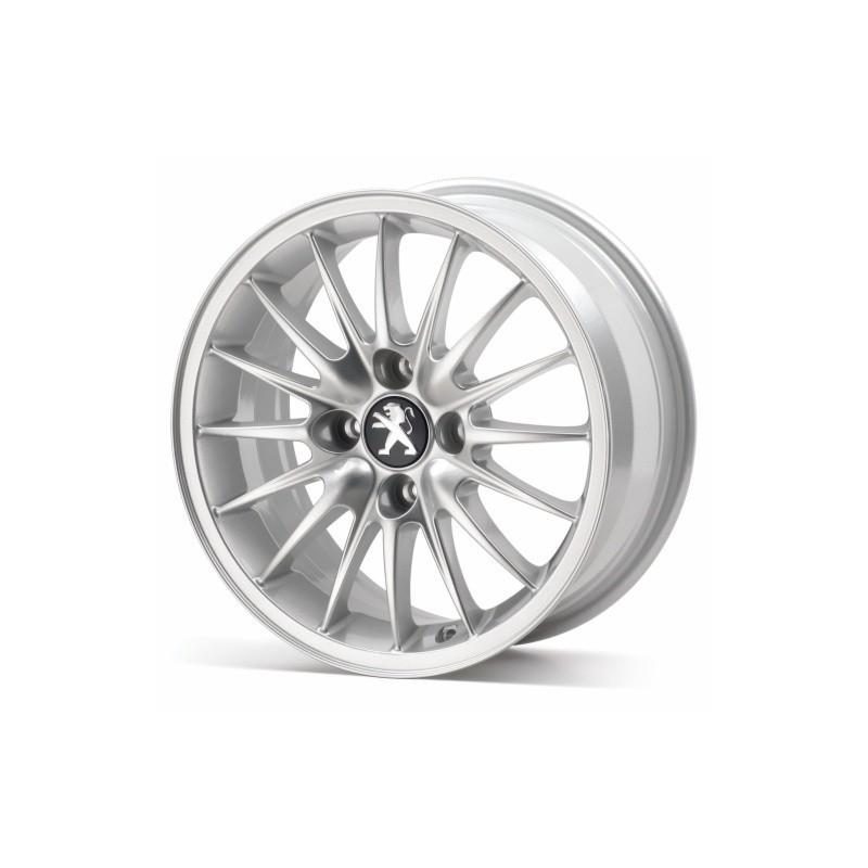 """Alloy wheel Peugeot JET 15"""" - 308, PARTNER TEPEE"""