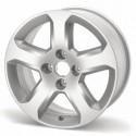 """Juego de 4 llantas Peugeot ARENAL 16"""" - Partner (Tepee) B9"""