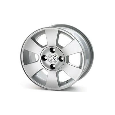 """Hliníkové kolo Peugeot INCA 15"""" - 308, PARTNER TEPEE"""