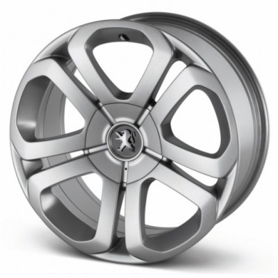 "Alloy wheel Peugeot GALIUM 17"" - 3008"