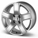 "Satz mit 4 Leichtmetallfelgen Peugeot ISARA 16"" - 308, 3008"