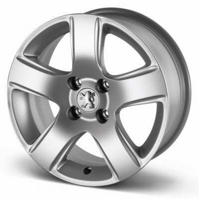 "Set of 4 alloy wheels Peugeot ISARA 16"" - 308, 3008"