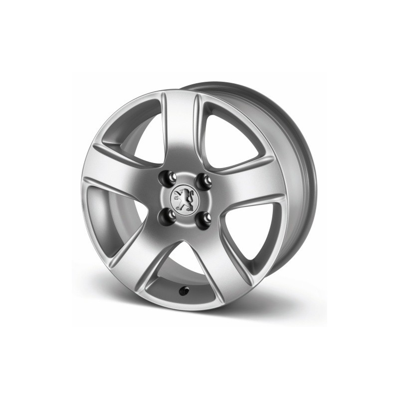 "Set of 4 alloy wheels Peugeot ISARA 16"" - 308, 3008"