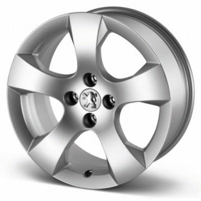 "Sada alu disky Peugeot SAVARA 17"" - 3008"