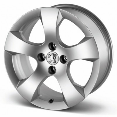 "Set of 4 alloy wheels SAVARA 17"" - 3008"