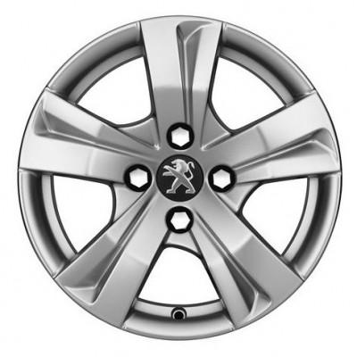 """Leichtmetallfelge Peugeot DRACO 15"""" - 2008"""
