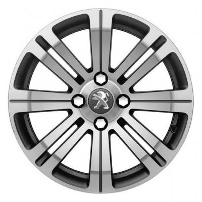 "Leichtmetallfelge Peugeot CETUS 16"" - 2008"