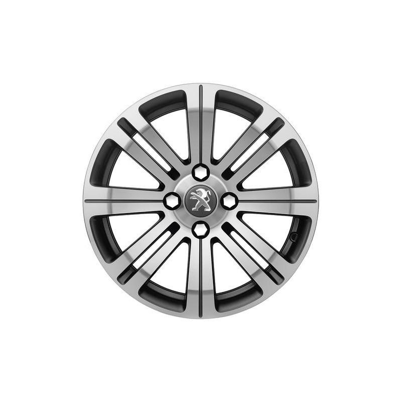 "Alloy wheel Peugeotl CETUS 16"" - 2008"