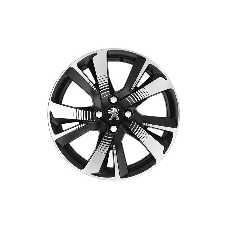Alloy Wheel Peugeot Pyxis 17 Quot 2008 Eshop Peugeot Cz