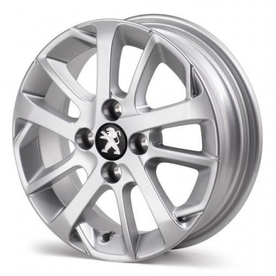 "Set of 4 alloy wheels Peugeot AXEL 14 ""- 108"